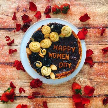 Clip hướng dẫn làm bánh Pie cho ngày Quốc tế Phụ Nữ
