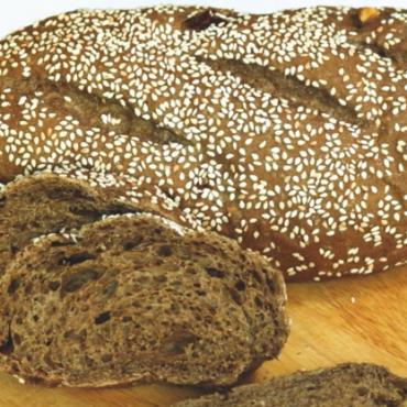 Clip hướng dẫn làm bánh mì đen Dark Rye tại nhà