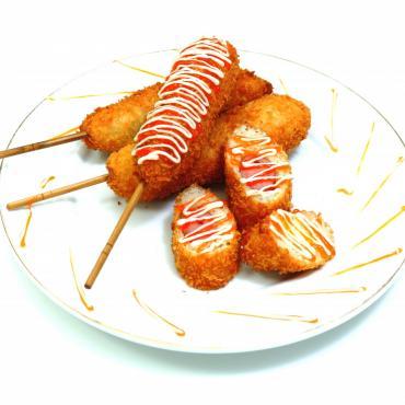 Clip hướng dẫn làm bánh Hotdog Phô Mai Hàn Quốc tại nhà