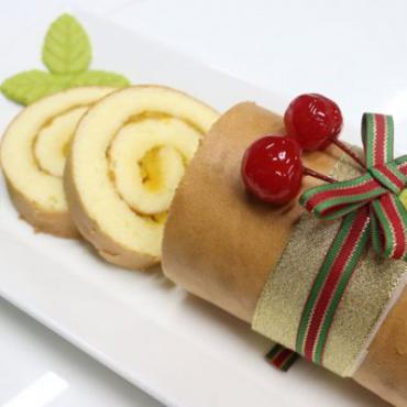 Công thức làm bánh bông lan cuộn